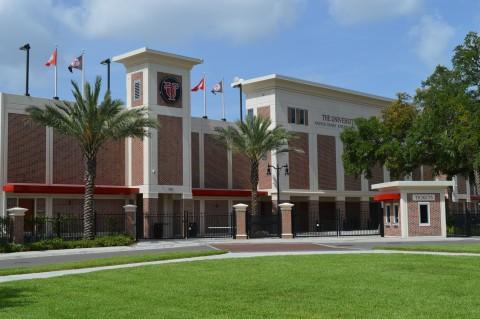 Namoli Athletic Complex, University of Tampa - Home of the CSLUSA (photo University of Tampa Athletics)