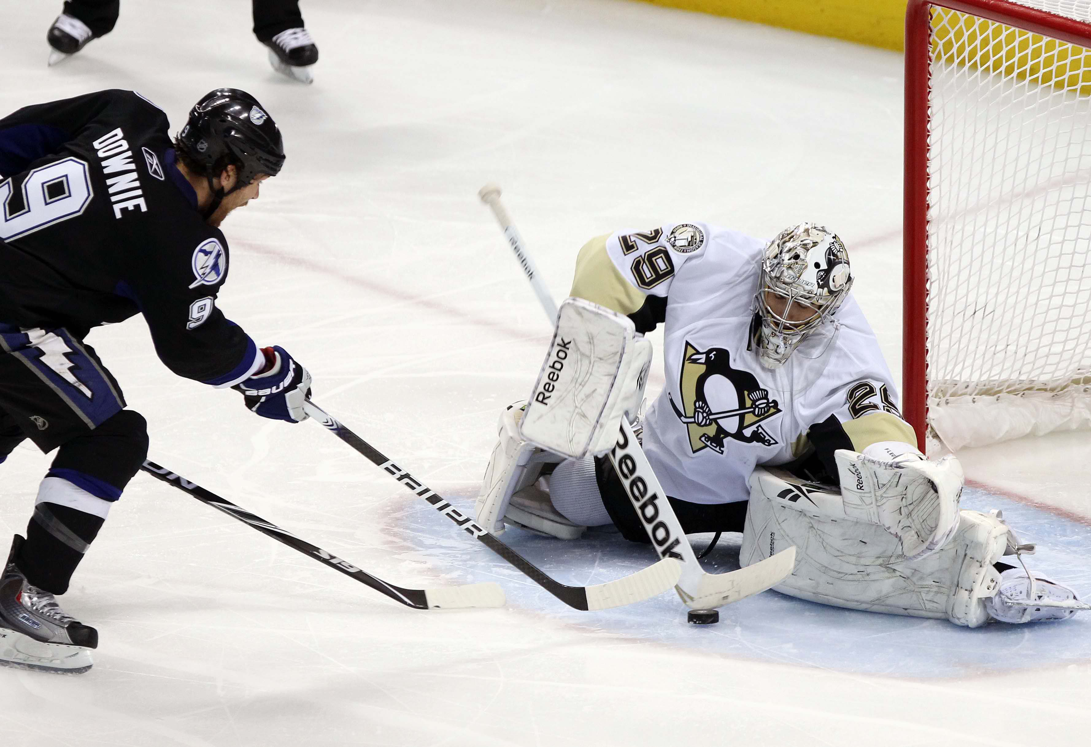 Marc Andre Fleury Save Game 7 Uspw Downs Scores