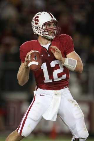 Andrew Luck (Stanford University Athletics Photo)