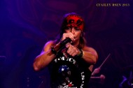 From Butler, Pennsylvania to LA to St. Petersburg, one thing, Bret Michaels has always been rocking everyone (photo by Christine Failey)