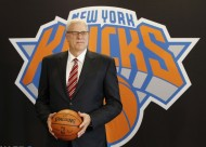PHIL JACKSON - NY KNICKS (USA TODAY Sports / The Star-Leger)
