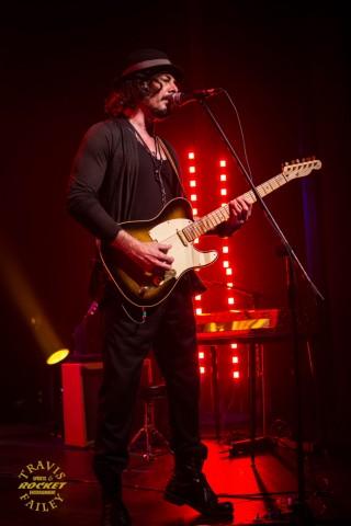 Richie Kotzen  (photo Travis Failey / RSEN)