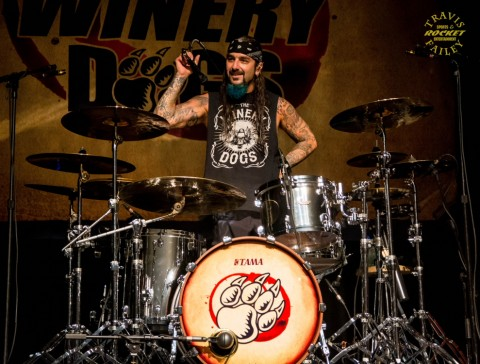 Mike Portnoy  (photo Travis Failey / RSEN)