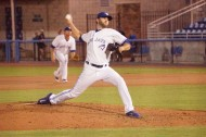 Brandon Morrow (EDDIE MICHELS PHOTO)