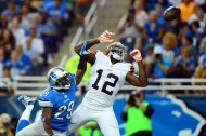 OOPPS! Josh Gordon can't catch a reduction this pre-season. (Andrew Weber-USA TODAY Sports)
