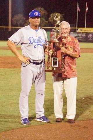 9-3-14 Ken Carson (R) and Dave Keller