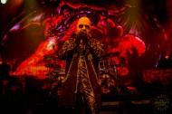 Judas Priest frontman ROB HALFORD (photo TRAVIS FAILEY / RSEN)