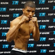 Clarence Booth (Top Rank Boxing / photo)