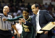 NCAA Womens Basketball: NCAA Tournament-2nd Round- Louisville vs USF
