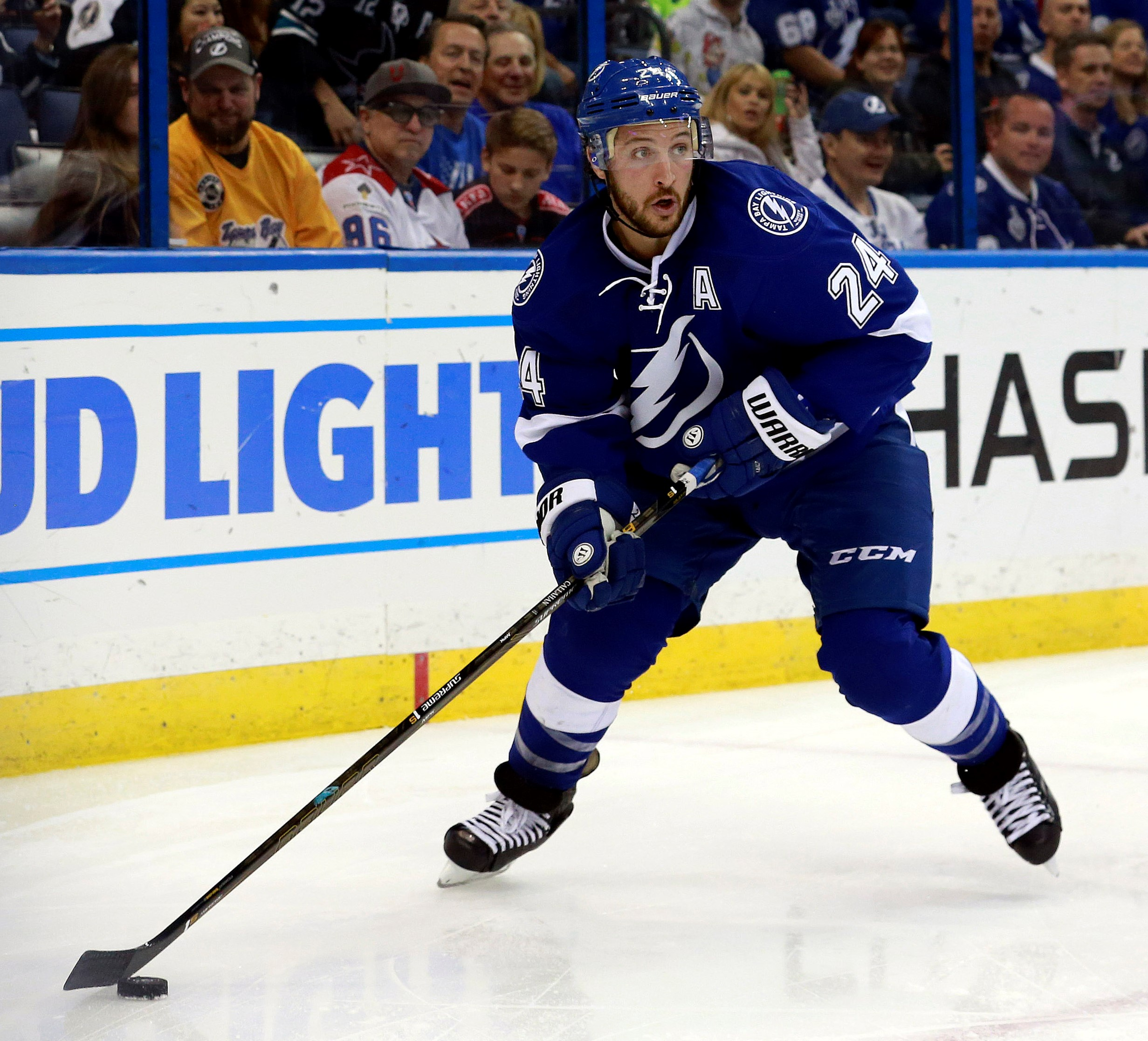 Ryan Callahan (photo Kim Klement-USA TODAY Sports)