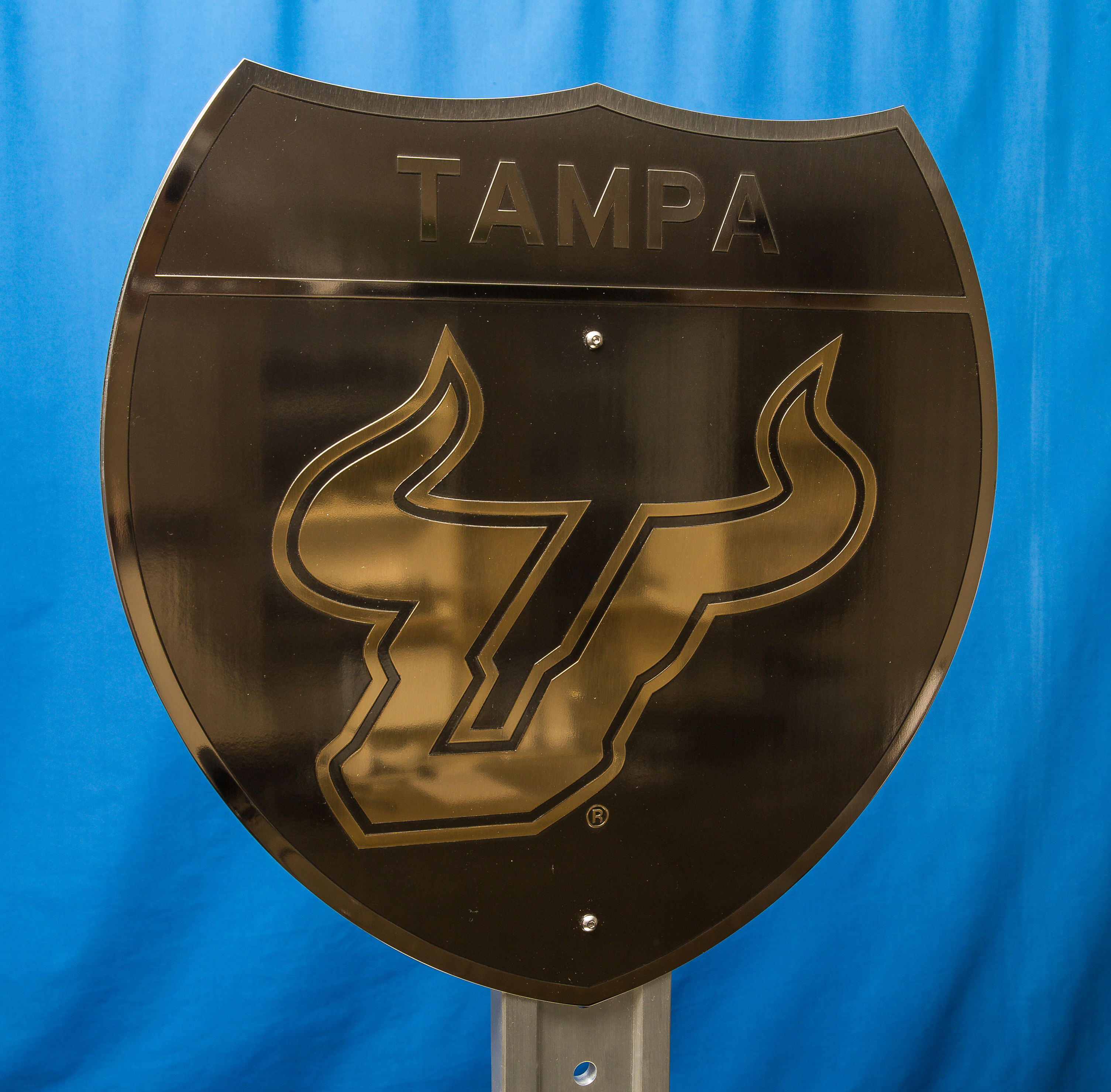 USF and UCF War on I-4 trophy shoot Friday November 18, 2016 in Tampa, Fl.
