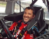 Tony Stewart (photo Chuck Green / Cg Photography)