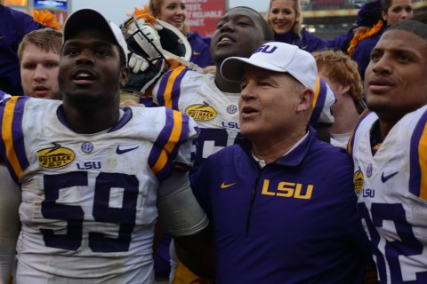 Les Miles (photo Travis Failey / RSEN)