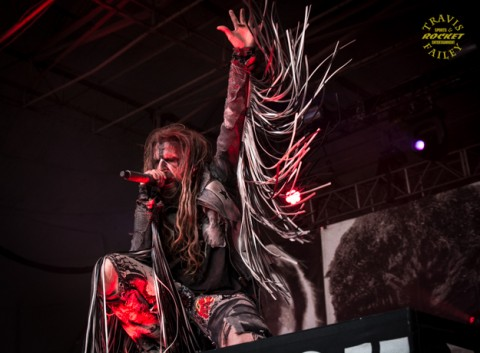 ROB ZOMBIE (photo by Travis Failey / RSEN)