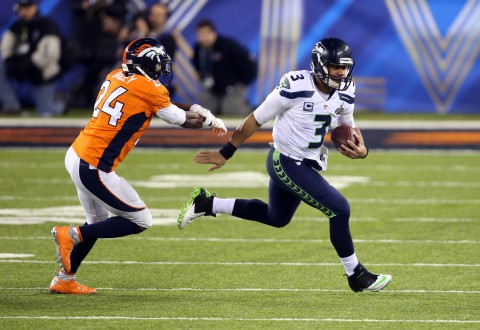 The Seattle Seahawks and the Denver Broncos will be looking to get back to the big game, like in Super Bowl XLVIII at MetLife Stadium.  (photo by  Joe Camporeale / USA TODAY Sports)