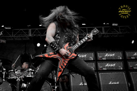 Zack Wylde Black Label Society 03