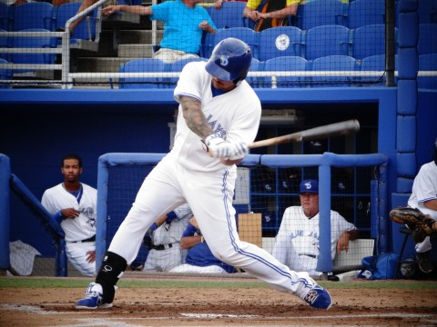 K.C. Hobson, Dunedin Blue Jays (Eddie Michels/Photo)