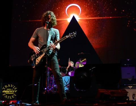 Soundgarden Chris Cornell (photo Travis Failey / RSEN)