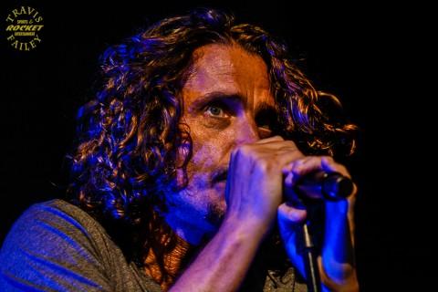 Chris Cornell, Soundgarden  (photo Travis Failey / RSEN)