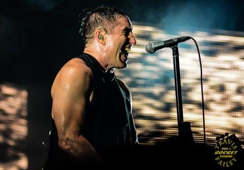 Trent Reznor (photo Travis Failey / RSEN)