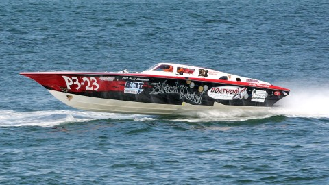 AAARRRRGG, It be the Black Pearl, the production 3 National champion.  (Chuck Green / Cg Photography photo)