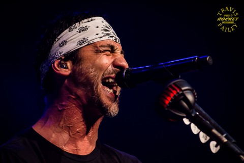 Sully Erna - GODSMACK (photo Travis Failey / RSEN)