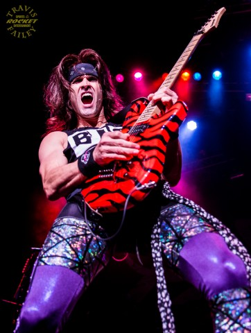 SATCHEL - Steel Panther (photo TRAVIS FAILEY / RSEN)