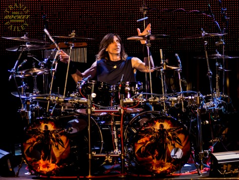 SCOTT TRAVIS - Judas Priest (photo TRAVIS FAILEY / RSEN)