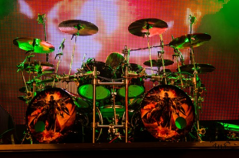 SCOTT TRAVIS - JUDAS PRIEST
