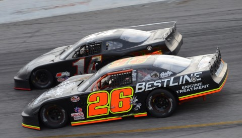 Travis Cope wins the 2014 Governor's Cup at New Smyrna Speedway (RODNEY MEYERING RSEN)