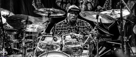 ERIC MOORE - SUICIDAL TENDENCIES - (photo by WILL OGBURN)