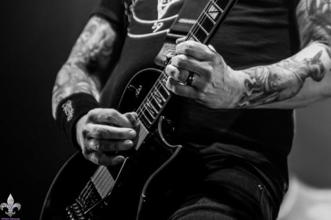 GARY HOLT - SLAYER (photo by WILL OGBURN)