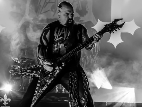 KERRY KING -  SLAYER (photo by WILL OGBURN)