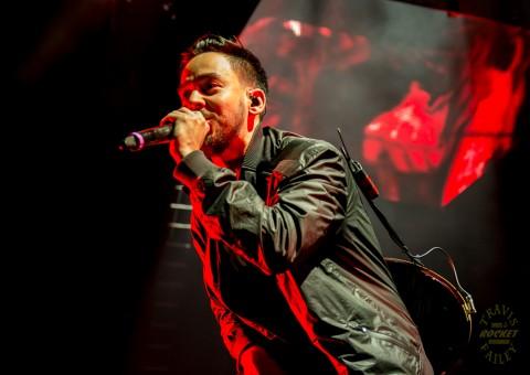 Mike Shinoda (photo Travis Failey / RSEN)