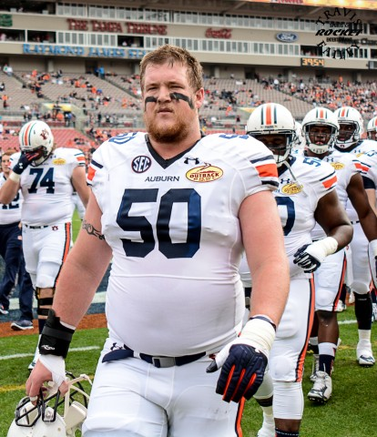 Highly rated Auburn center Reese Dismukes  (Travis Failey / RSEN)