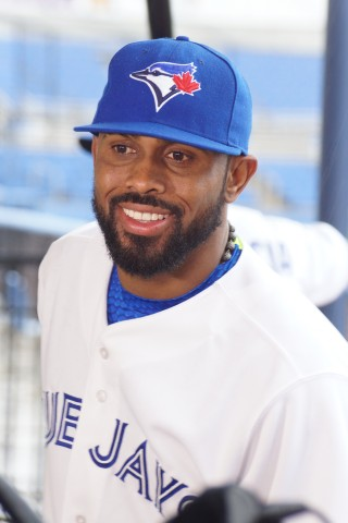 Big smile for Jose Reyes (EDDIE MICHELS/PHOTO)