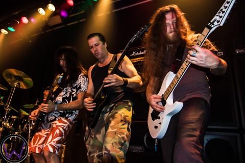 Dave Pino, Frank Werner, Erik Payne