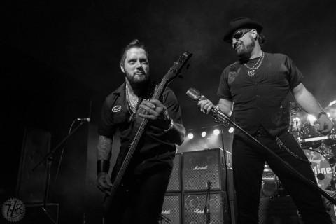 Bassist Erik Leonhardt and Vocalist Russell Allen 01