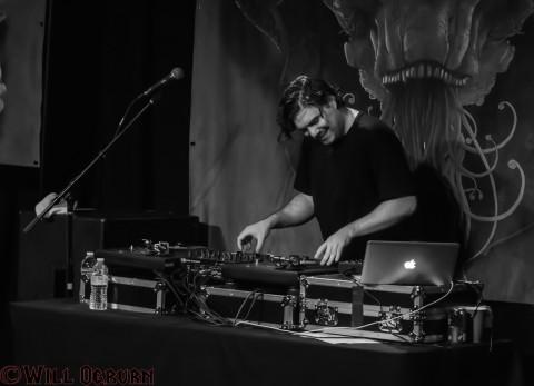 DJ ABILITIES  (photo WILL OGBURN)