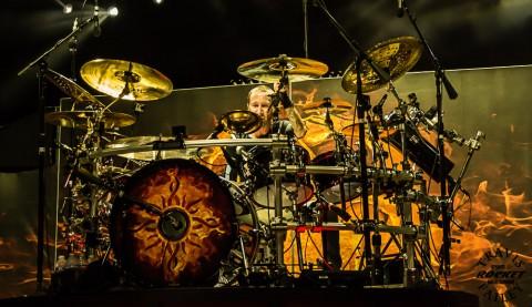 Shannon Larkin GodSmack Drummer 01