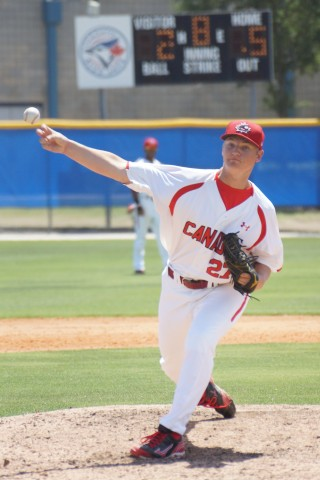 MIke Soroka (EDDIE MICHELS PHOTO)