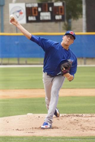 Jeff Hoffman (EDDIE MICHELS PHOTO)