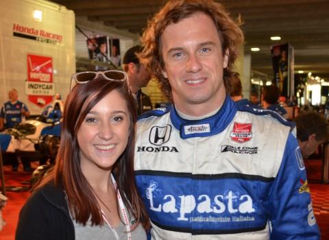 RSEN's Brennie and Dale Coyne Racing's Francesco Dracone (Rodney Meyering / RSEN)