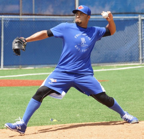 Johan Santana (Eddie Michels Photo)
