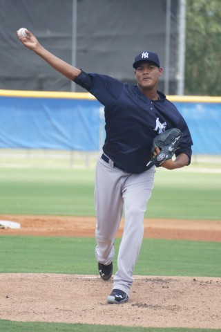 Ivan Nova (EDDIE MICHELS PHOTO)