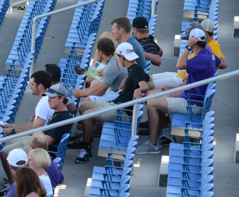 Some of the ECU contingency on hand (photo Rick Sassone / RSEN)