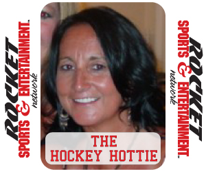 THE HOCKEY HOTTIE