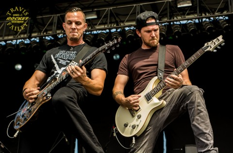 Mark Tremonti (Photo: Travis Failey RSEN)