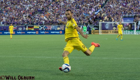 Justin Meram (photo Will Ogburn)