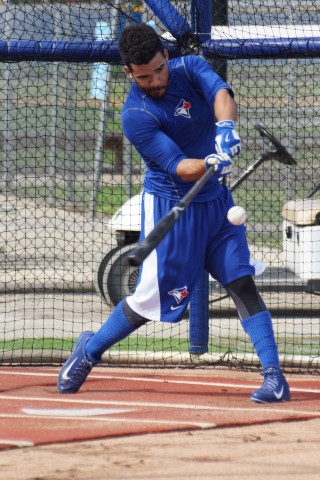 Devon Travis (EDDIE MICHELS PHOTO)